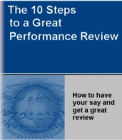 great performance review